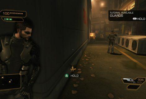 Deus Ex: Human Revolution - Five Tips You Should Remember