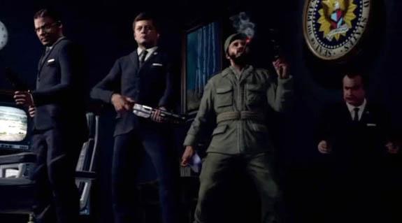 Black Ops Rezurrection DLC – Moon Gameplay