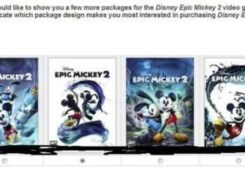 Epic Mickey 2 In Development?