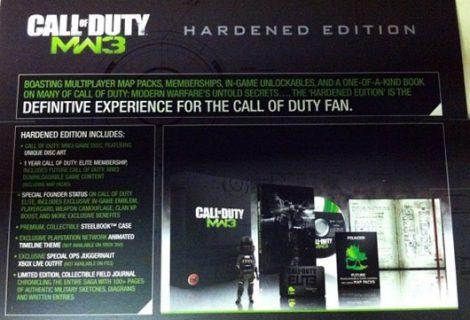 Modern Warfare 3 Hardned Edition Detailed