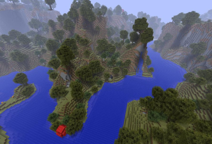 New Minecraft Beta 1.8 Creative Mode Details Released