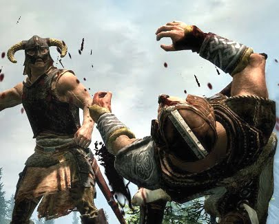 Skyrim's Day One DLC Heading to the Xbox 360 First