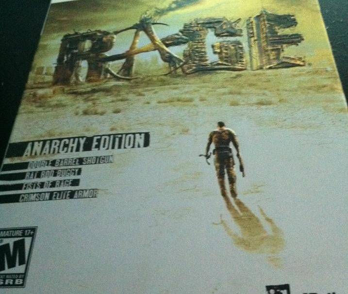 Rage is Optimized for Data Installation on the Xbox 360 Says Bethesda
