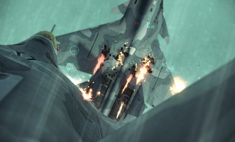 Ace Combat: Assault Horizon Legacy Takes Flight on 3DS this November
