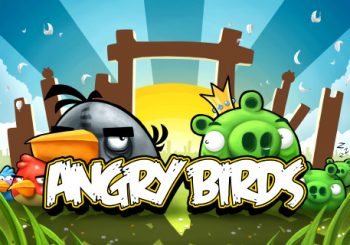 """350 Million """"Angry Birds"""" Chirping"""