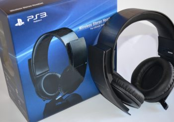 Official PS3 Wireless Stereo Headset Unboxing