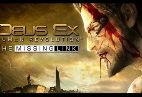 Deus Ex - 'The Missing Link DLC' Walkthrough Video Showcases Weather Effects