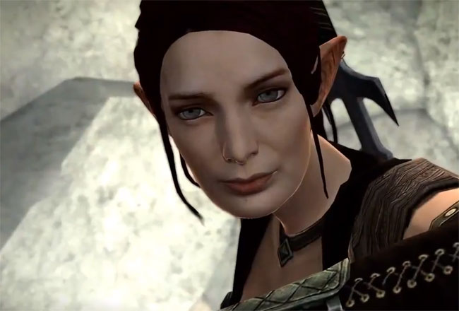 Dragon Age II: Mark of the Assassin Trailer Revealed