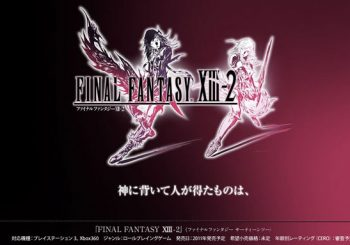 New Final Fantasy XIII-2 Details Shared; Chocobo Racing And More