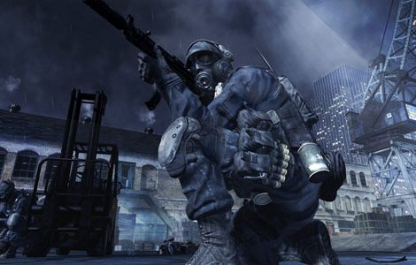 Full Modern Warfare 3 Weapons List