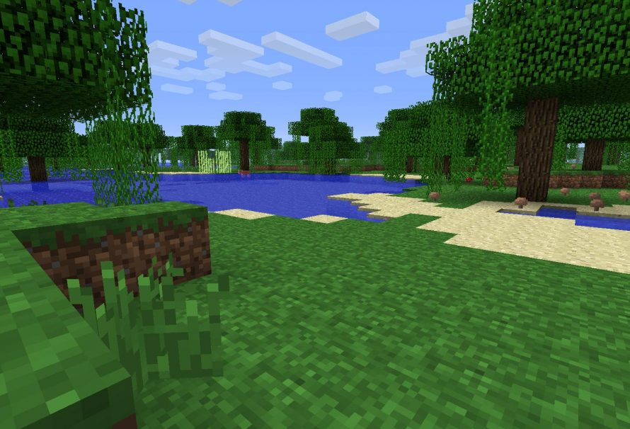 New Minecraft Beta 1.8 Features Revealed In Screenshot