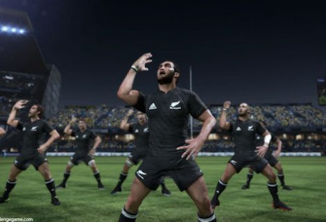Patch 2.0 Announced For Rugby Challenge