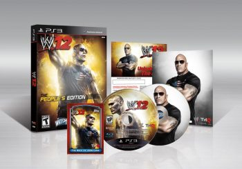 WWE '12 Collector's Edition Content Announced