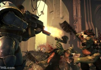 Co-Op DLC for Warhammer 40K: Space Marine Dated for October
