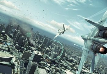 New Ace Combat: Assault Horizon Trailer Shows Off DLC