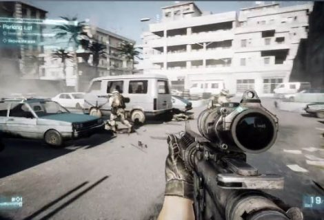 Battlefield 3 Physical Warfare Trailer