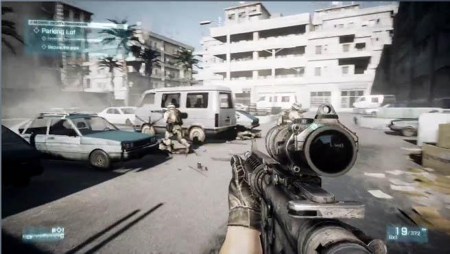 Battlefield 3 Physical Warfare Trailer