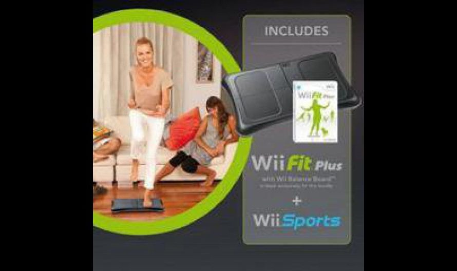 Black Wii Fit Coming October 7th