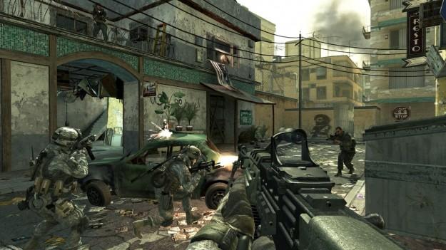 Modern Warfare 3 Multiplayer Trailer