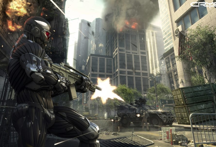 Big Crysis Announcement this Week
