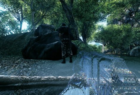 Crysis Console Screenshots Released