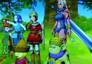 Dragon Quest X Confirmed, Coming to Wii as a MMO [Update: Coming to Wii-U too!]