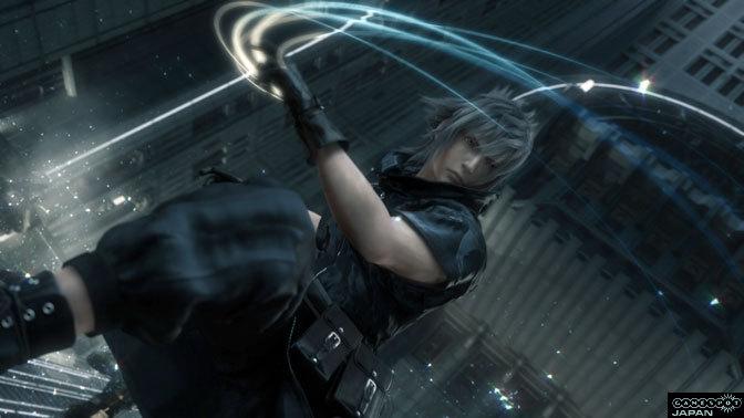 Tetsuya Nomura Speaks About Final Fantasy Versus XIII In Famitsu