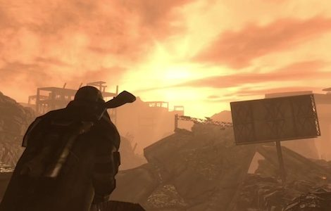 Fallout: New Vegas -  Lonesome Road DLC Review
