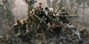 Become A Walking Advert For Free Gears of War 3