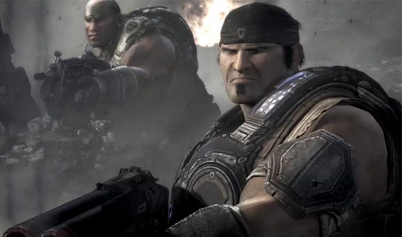 Gears of War 3 is Now Available, Go Get it Now!