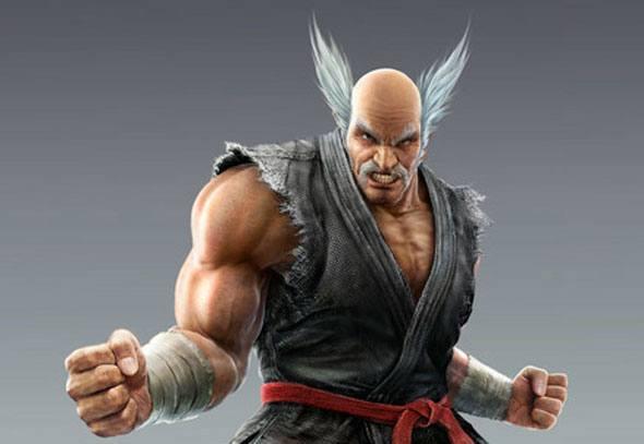 Heihachi Kicks His Way Into Street Fighter x Tekken