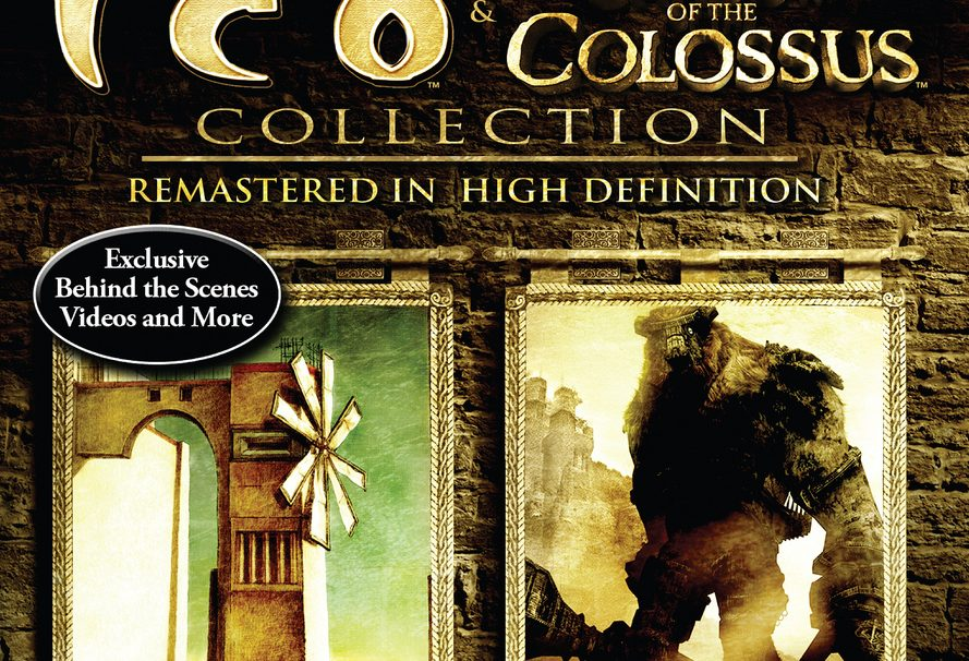 Check out Final Box Art of ICO & Shadow of Colossus Collection