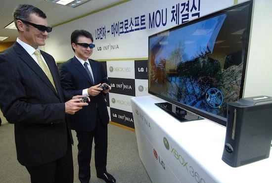 New 'Dual-View' technology introduced by LG
