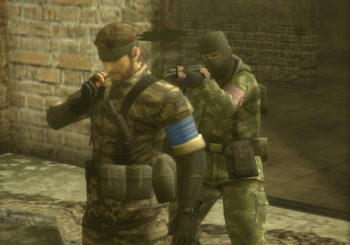 Metal Gear Solid HD Collection Heading Onto The PS Vita