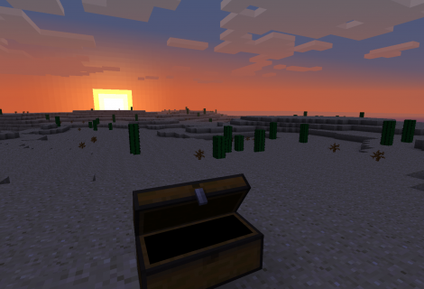 Notch Reveals Open Chests For Minecraft Beta 1.8