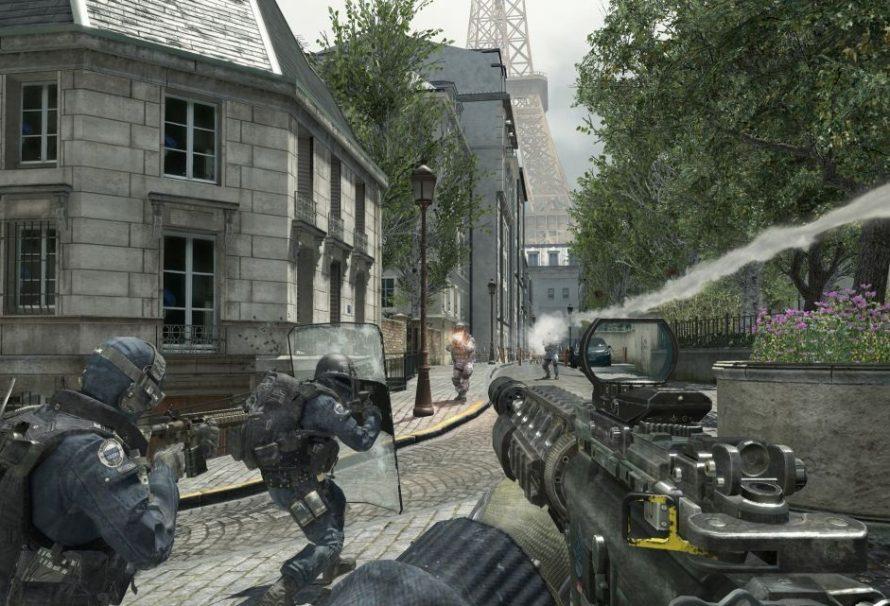 Modern Warfare 3 B Roll Trailer