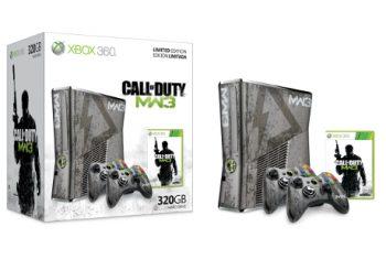 Modern Warfare 3 Xbox 360 Bundle Priced