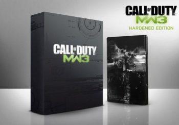 No Prestige Edition For Modern Warfare 3