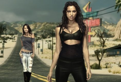 Sports Illustrated Models Heat Up New Need for Speed: The Run Trailer
