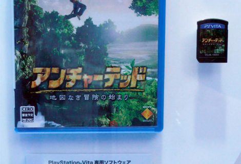 A Closer Look to PlayStation Vita Game Case
