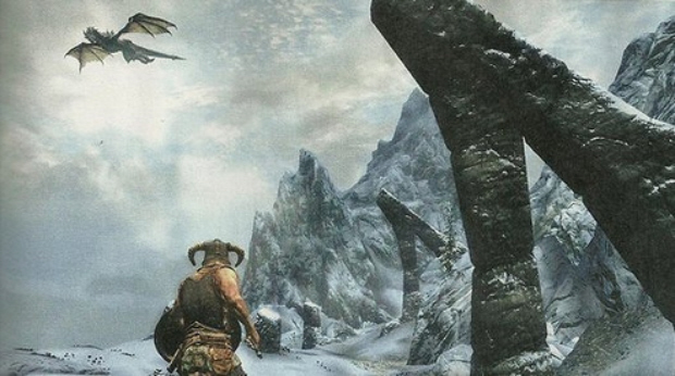 Beware of dragons in new Skyrim live action trailer