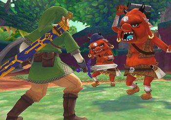 Nintendo tease with new Skyward Sword tidbids