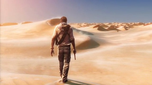New Off-Screen Uncharted 3 Desert Gameplay