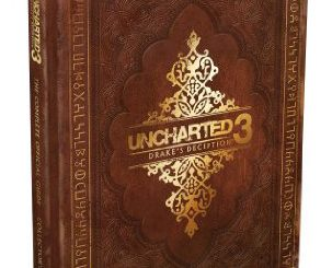 Uncharted 3: Drake's Deception Collector's Edition Official Strategy Guide Unveiled