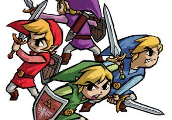 Get the Free Zelda: Four Swords on the DSi Shop this September