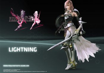 Download 9 Awesome Final Fantasy XIII-2 Wallpapers