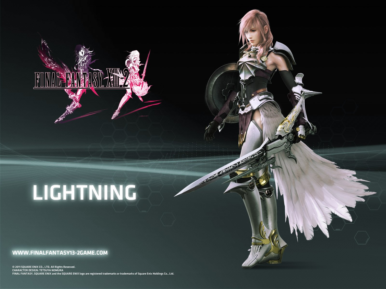 Download 9 Awesome Final Fantasy Xiii 2 Wallpapers Just Push Start