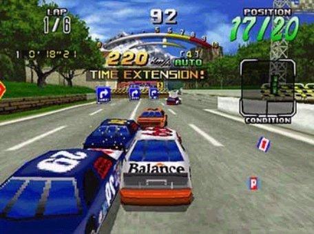 Daytona USA Coming To PSN And Xbox Live