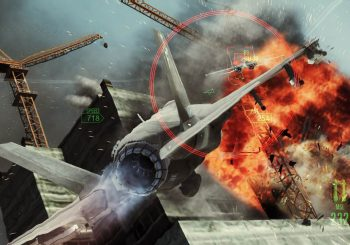 Ace Combat: Infinite announced exclusively for PS3