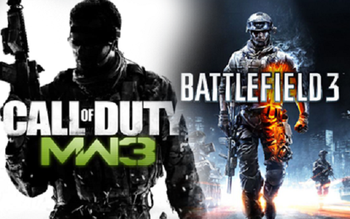 Analyst Claims Modern Warfare 3 To Outsell Battlefield 3 Two to One